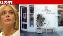 Lohan to Sue Jewelry Store Over Surveillance Tape