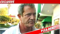 Mel Gibson Strikes Plea Deal -- NO JAIL TIME