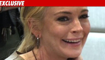 Lindsay Lohan -- Different Case, Same Attitude