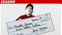 Charlie Sheen Rake$ It In On Tour