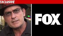 Charlie Sheen Goes on FOX Hunt