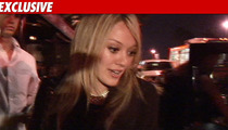 Hilary Duff -- DROPPED From Bonnie & Clyde Movie