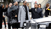 Rap Stars Turn Out for Nate Dogg's Funeral