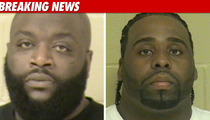 Rapper, NFL Star Busted Separately in Louisiana