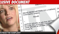 Britney Spears Sued for Alleged Perfume Fraud