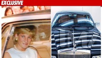 Princess Di's Car -- Ready to 'Rolls' for Royal Wedding