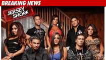 'Jersey Shore' -- ENTIRE Cast Signs for Season 4