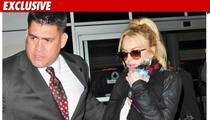 Lindsay Lohan and MJ -- The Bodyguard Connection