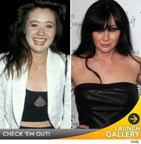 Shannen Doherty Birthday