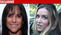 Brooke Mueller's Mom: Brooke's Just a Pawn!