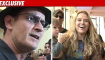 Charlie and Brooke Strike Joint Custody Deal
