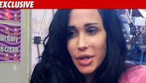 Octomom FURIOUS Over 'Fabricated' Interview