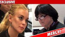 Lindsay Lohan Could Dodge Felony Bullet Today