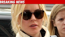 Lindsay Lohan Sentenced to JAIL!!!
