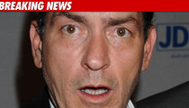 Charlie Sheen -- I'm Going to Be ROASTED!!!!!!