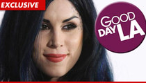 Kat Von D to 'Good Day': I WARNED You!!
