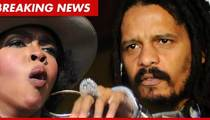 Lauryn Hill -- Rohan Marley Did Not Abandon Me