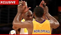 Ron Artest -- One Month 'til World Peace