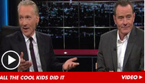 Bill Maher -- I Did Crystal Meth in College (Or Did I?)