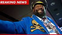 George Clinton -- One Killed, Three Others Shot After Concert