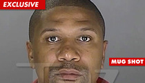Jalen Rose Checks Into Jail -- New Mug Shot