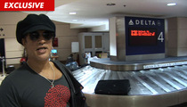 Slash -- I Survived Crappiest Flight Ever