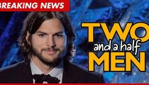Ashton Kutcher on 'Two & a Half Men' -- Internet Billionaire