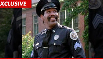 Bubba Smith's Final Film -- Spoofing Police Academy
