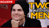 "Ashton Kutcher -- Winning Over ""Two & a Half Men"" Crew"