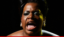 Fantasia Barrino -- Taking $500,000 Hit After Foreclosure Nightmare