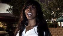 Kelly Rowland: Nip Slip Was 'Very Embarrassing!'