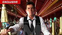 Charlie Sheen: 'Killed By a Train? Nice Try Guys!'