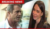 Mel Gibson vs. Oksana Grigorieva:  TRUCE!!!