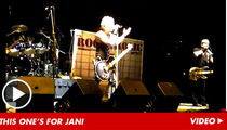 Warrant Pays Tribute to the Late Jani Lane