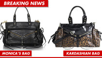 The Kardashians Threatened -- They're Old Bags!