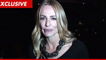 Taylor Armstrong -- 5-Year-Old Daughter Doesn't Know Yet
