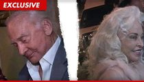 Buzz Aldrin Divorce -- LET ME IN MY DAMN HOUSE!