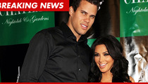 Kim Kardashian & Kris Humphries -- Inside the Wedding You'll NEVER Be Able to Afford