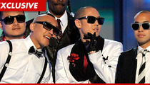 Far East Movement -- The Tour Trip From HELL