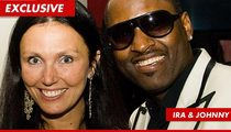 Johnny Gill -- TRUCE In Twitter War Lawsuit