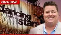 Chaz Bono -- Dancing with Woman on DWTS