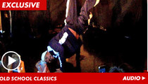 52-Year-Old Kurtis Blow -- UNREAL Breakdancing Moves [VIDEO]