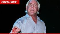 Ric Flair Threatens Lawsuit -- Boozing Hasn't Damaged My Heart