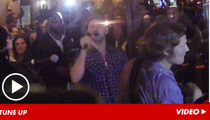 Justin Timberlake ROCKS Surprise Show In NYC [Video]