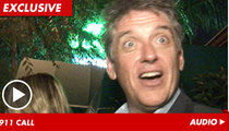 Craig Ferguson Anthrax Scare -- The 911 Call