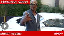 Rapper Suing Lil Wayne -- I Don't Have Beef with Him
