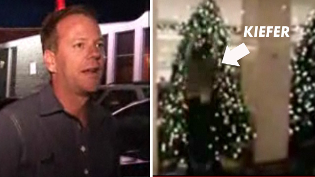 Kiefer Sutherland -- The Secret Hangover Cure