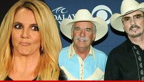 'Hold It Against Me' Lawsuit -- Case Dismissed After Country Duo Apologizes