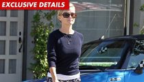 Reese Witherspoon Struck By Car While Jogging