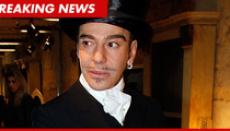 Famous Designer John Galliano -- Guilty of Hate Crime